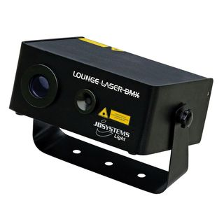 JB Systems Lounge Laser DMX with Water Wave LED Effekt Product Image