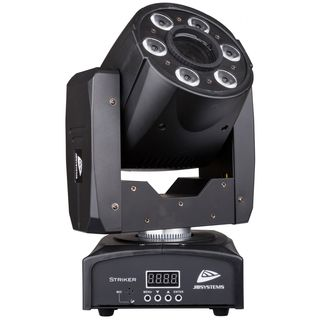 JB Systems Striker LED Moving Head Product Image