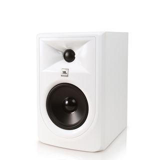 JBL 305P MkII (Single, White) Product Image