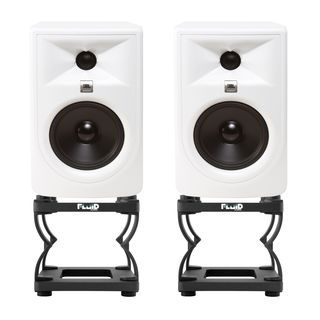 JBL 305P MKII W + Tablestand - Set Product Image