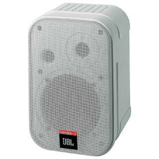 JBL Control 1 Pro Pair Installation Speakers, White Product Image