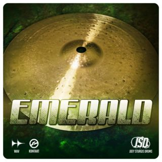 Joey Sturgis Drums Truth Custom Emerald License Code Product Image