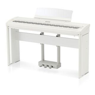 Kawai F-301 IW for ES-7 3-pedal-unit, ivory white Produktbillede