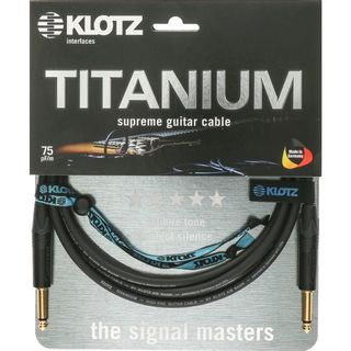 Klotz TI-0600PP Instrument Cable Product Image