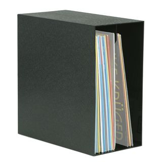 Knosti Archifix-Box black for 50 LP´s Product Image