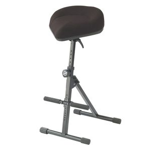 König & Meyer 14044 Stool black fabric Product Image