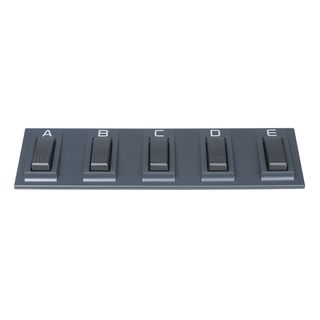 Korg EC-5 multi function pedal unit 5-fold for pa- and i-series Product Image