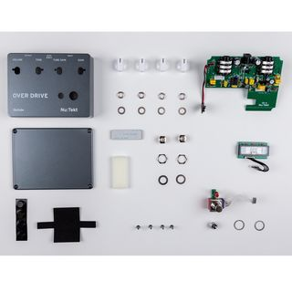 Korg Nu:Tekt OD-S Nutube Overdrive Kit Product Image
