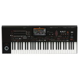 Korg Pa4X 61 International Entertainer Workstation Product Image