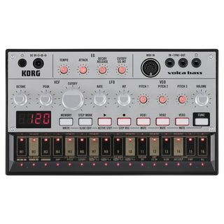 Korg volca bass Analogue Bass Machine Imagem do produto