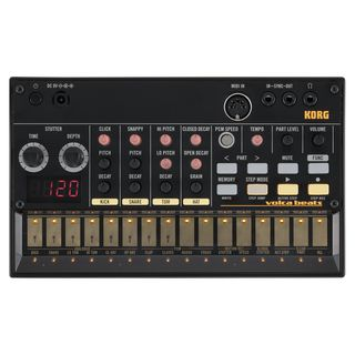 Korg Volca Beats Analog Synthesizer Product Image