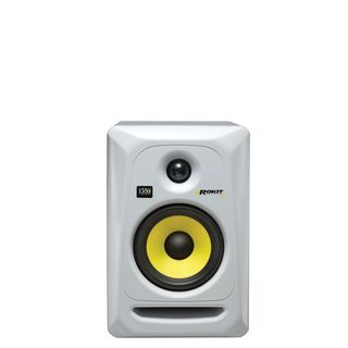 KRK Rokit 5 RP5 G3 SE Active Studio Monitor, white Product Image