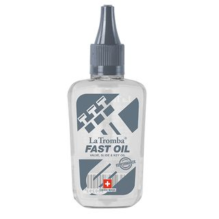 LA TROMBA Fast Valve Oil 63 ml Product Image