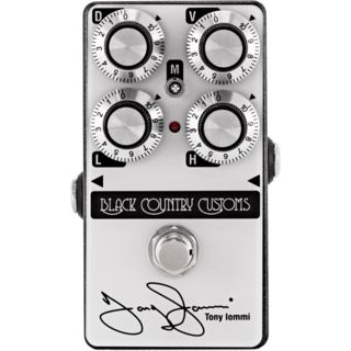 Laney TI-BOOST Tony Iommi Signature Booster Product Image