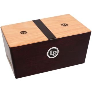 Latin Percussion Bongo Cajon LP1429, incl. tas Productafbeelding