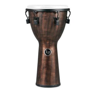 "Latin Percussion FX Mech Djembe LP726C, 11"", Copper Product Image"