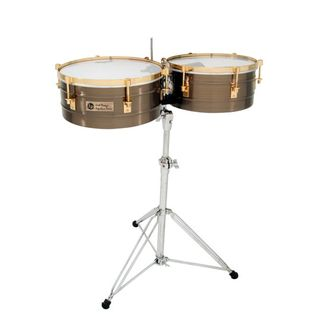 "Latin Percussion Timbales LP257-KP, 14"" & 15"" Productafbeelding"