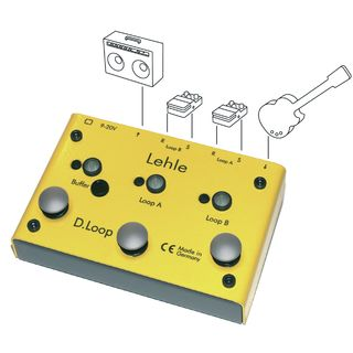 Lehle 1011 D.Loop SGOS Looper/Switcher Product Image