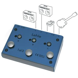Lehle 1012 1AT3 SGOS Switcher with Loop Product Image