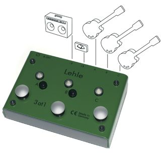 Lehle 1014 3AT1 SGOS Switcher  Product Image