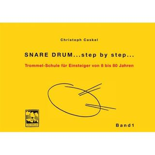 Leu-Verlag Snare Drum... step by step... Christoph Caskel Product Image