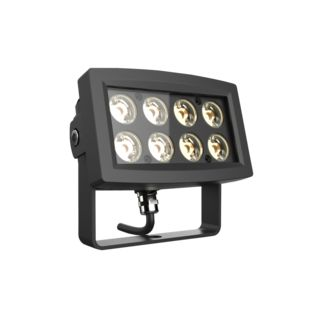 lightmaXX ARC 8x 1W LED Flood IP65 Warm White Image du produit