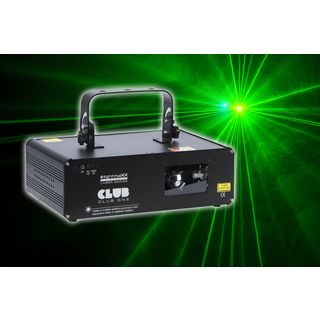 lightmaXX CLUB ONE laser 100mW Green  Product Image