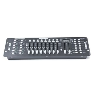lightmaXX DMX Controller FORGE 192 240 Scenes,6 Chaser,12 Fix. Product Image