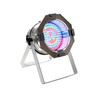 lightmaXX LED Par 56 RGB Short Polish 10mm LEDs Produktbillede