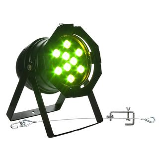 LightmaXX LED PAR 56 Tri-LED BK - Set Product Image