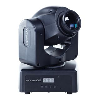 lightmaXX NANO BOT Spot 12W CREE LED Moving Head Produktbild