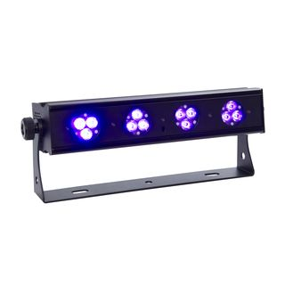 lightmaXX Platinum UV-BAR LED short 12x 1W UV, IR-afstandsbediening Productafbeelding
