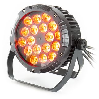 lightmaXX Slim Spot ARC 18x 10W RGBW, IP65 Product Image