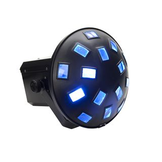 lightmaXX Small Mushroom LED RGB 2x 9W TRI-LED Product Image