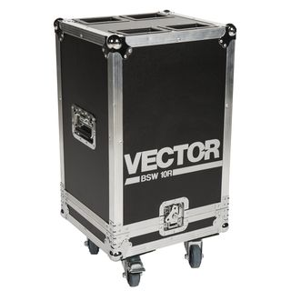 lightmaXX TOUR CASE 1x VECTOR BSW 10R Produktbild