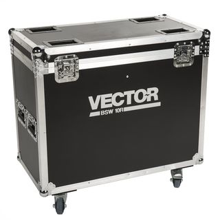 lightmaXX TOUR CASE 2x VECTOR BSW 10R Produktbild