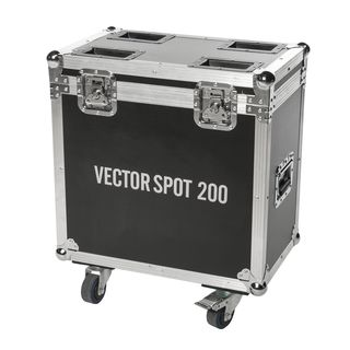 lightmaXX TOUR CASE 2x VECTOR Spot 200 Product Image