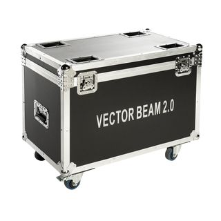 lightmaXX TOUR CASE 4x VECTOR Beam 2.0 Product Image