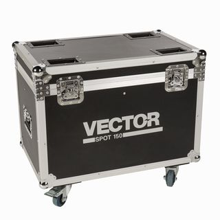 lightmaXX TOUR CASE - 4x VECTOR SPOT 150 Product Image