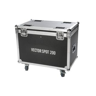 lightmaXX TOUR CASE 4x VECTOR Spot 200 Image du produit