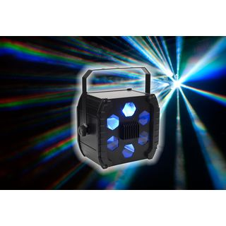 lightmaXX Tri-Star LED effect  Produktbillede