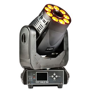 lightmaXX VEGA HALO 90 2in1 Spot Wash Moving Head Product Image