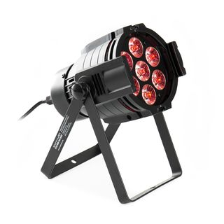 lightmaXX VEGA Mini PAR Quad 7x8W RGBW Product Image