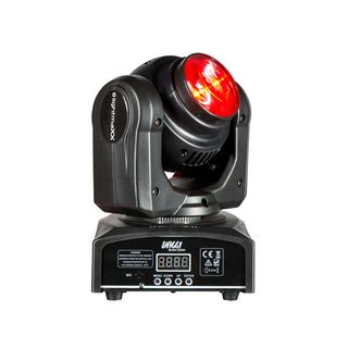 lightmaXX VEGA SHIGGY Beam Wash 5x10W RGBW, endless TILT Product Image
