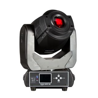 lightmaXX VEGA SPOT 90 Focus, Prisma, 2 Gobo Wheels Product Image