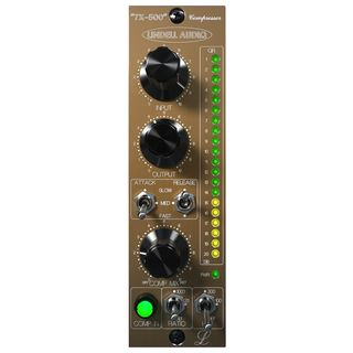 Lindell Audio 7X-500 500 Series Format Compressor Product Image