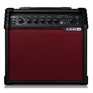 Line 6 Spider V 20 Red Limited Edition Product Image