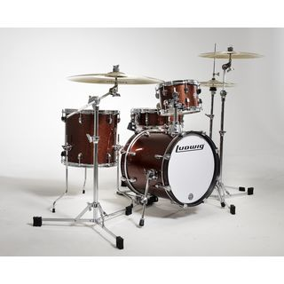Ludwig Breakbeats ShellSet, Ahmir Thompson, Red Sparkle Product Image