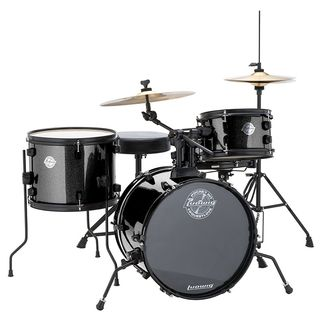 Ludwig Pocket Kit, Black Sparkle Image du produit