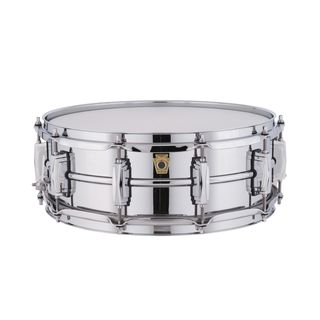 "Ludwig Snare LM400, 14""x5"", Chrome over Aluminium Product Image"